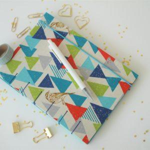Cuaderno Happy Birds Azul